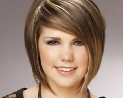 hairstyles for a round face and fine hair best hairstyles for a