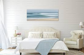 large abstract beach canvas wall art ocean seascape