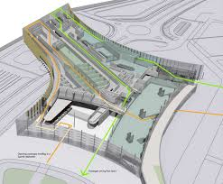 Naia Terminal 1 Floor Plan by Gibraltar Airport By 3dreid And Bblur Architecture