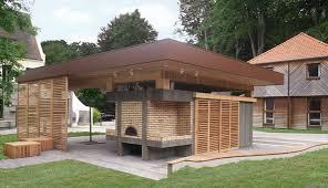 cuisine d été en bois cuisine d été si tu savais fournier mazuet architectes