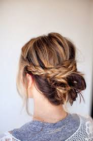medium length hairstyles with braids casual hair updos with braids 21 gorgeous half up half down