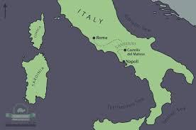 Napoli Map by Zenventures Pv Romans U0026 Samnites