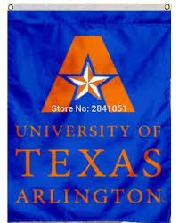 College Flag 5 Color Texas Arlington Mavericks Uta Team College American