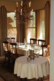 Dining Room Linens by Holiday Entertaining With Saxony Damask U0026 Burlap Table Linens