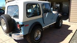 jeep tank for sale 1980 jeep cj 7 classics for sale classics on autotrader