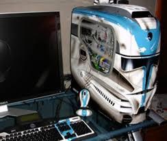 Computer Desk Case Mod The 10 Coolest Star Wars Computer Case Mods U2013 Best Computer