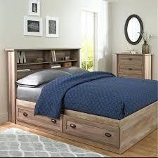 Oak Bookcase Headboard Bookcase Headboards Queen Medium Image For Terrific Bedroom For