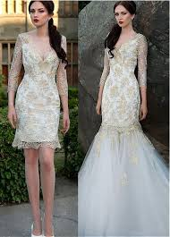 different wedding dresses which can be short trendy mods com