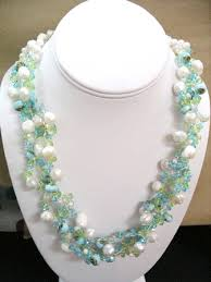 crochet beading necklace images Wire crochet necklacethe lh bead gallery gif
