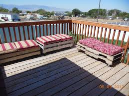 Wood Pallet Patio Furniture by 52 Patio Furniture From Pallets Pallet Patio Furniture Home Stuff