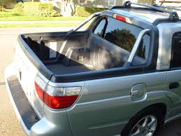 2003 subaru baja information and photos zombiedrive