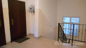 for rent serviced 3 bedroom flat in a secured estate milverton