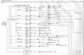 focus mk1 door lock wiring wiring diagram