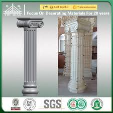 Decorative Concrete Pillars List Manufacturers Of Decorative Concrete Columns Molds Buy