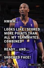 Funny Lakers Memes - kobe bryant memes funny humor pics basketball pinterest kobe