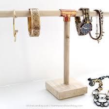 bracelet necklace organizer images Make it diy jewelry holder for 10 jpg