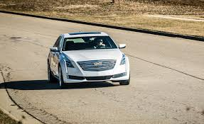 Cadillac Ciel Price Range 2017 Cadillac Ct6 Review Car And Driver