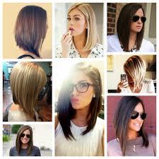 medium length angled hairstyles 2017 medium long haircuts medium hairstyles and shoulder length