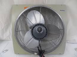 air king whole house fan air king 9166 e 20 window mount whole house fan reversible