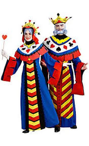 King Queen Halloween Costumes Photos Halloween Costume Ideas King Queen Hearts