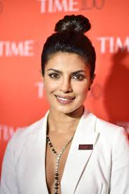 bollywood hair cuts for high forehead hair how to priyanka chopra s classy high knot priyanka chopra