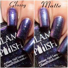 glam polish dance with dragons collection partial polish and paws