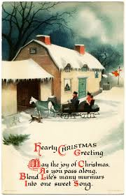 Susan Wallace Barnes Christmas Cards Free Digital Image Vintage Clapsaddle Christmas Postcard