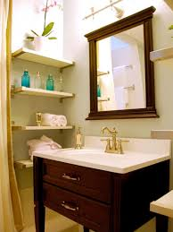 How To Make Bathroom Cabinets - how to make the most out of a small bathroom space granite