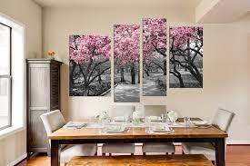 tree canvas wall art shenra com