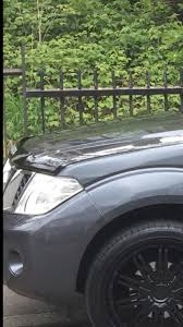 nissan leaf nismo remap anyone fitted a bonnet protector resolved nissan navara net