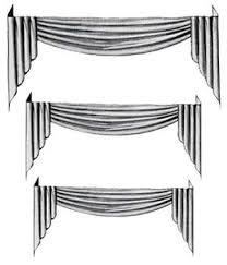 tende con drappeggio tende interno arredamento foligno trevi assisi perugia