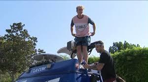 jake paul car social media star jake paul leaves role on disney channel show