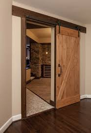 encore basement to custom media room barn door jpg sfvrsn u003d0