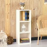 3 shelf narrow bookcase camden eco 3 shelf narrow bookcase storage shelf by way basics