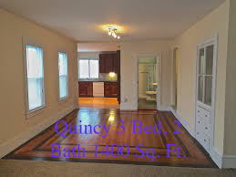1400 sq ft 3 bed 2 full bath totaly renovated in quincy