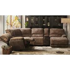 Modern Reclining Sectional Sofas Esofastore New Large Reclining Sectional Sofa Modern Two Tone