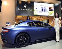 maserati granturismo blacked out maserati granturismo s limited edition