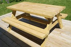How To Make Picnic Bench Bench Build A Picnic Table Bench Lovely How To Build A Picnic
