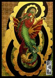 25 unique koi dragon tattoo ideas on pinterest dragon tattoo