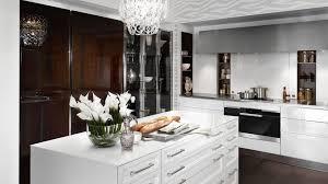cuisine classique chic indogate com cuisine avec marbre noir