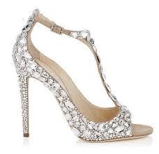 wedding shoes jeweled heels 2017 luxury diamond wedding shoe jeweled heel gladiator sandals