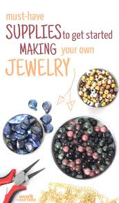 Shopping Resources For Bohemian Charm by Must Have Jewelry Making Supplies For Beginners Craft Jewlery