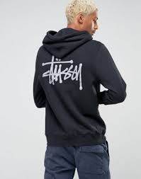 mychicpicks stussy hoodie with back logo find and compare your
