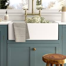 what size sink for 33 base cabinet 8 inch farmhouse sink