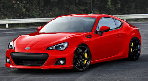 subaru red car picker red subaru brz