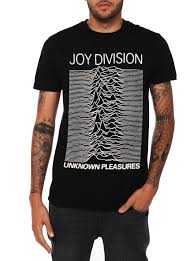 Halloween Horror Nights Shirts by Joy Division Unknown Pleasures T Shirt Topic
