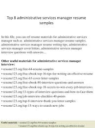 administrative operations manager resume sales administration