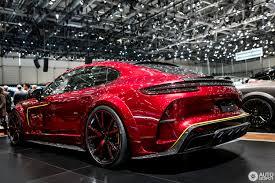 mansory cars for sale geneva 2017 mansory panamera