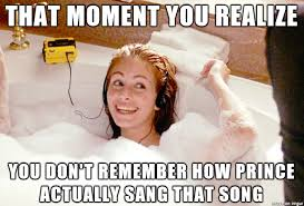 Julia Meme - i always sing kiss like julia roberts in pretty woman meme on imgur