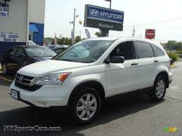 2011 Honda Cr V Se 4wd In Taffeta White 004334 Nysportscars